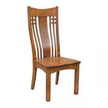 Amish Mission Larson Side Chair