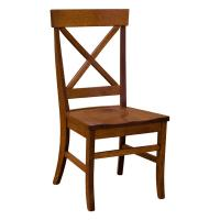 "Single "" x "" Back Side Chair"