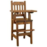 Amish Mission Child's High Chair