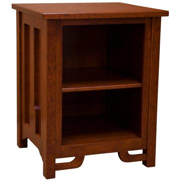 "24"" x 30"" Greene & Greene Amish Bookcase"