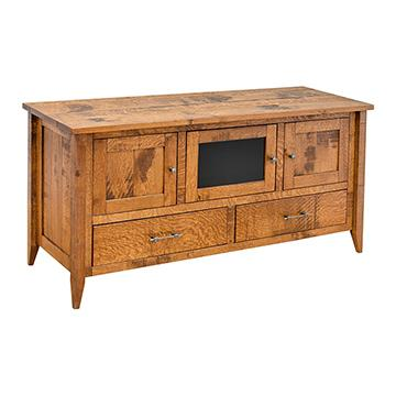 "Settler's Barn Floor 60"" TV Stand"