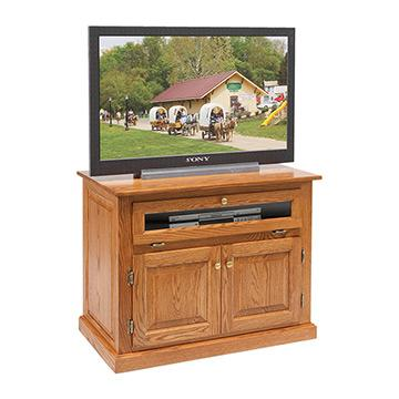 "36"" TV Unit-RP w/Doors & Drawers"