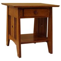 Amish Tempe End Table