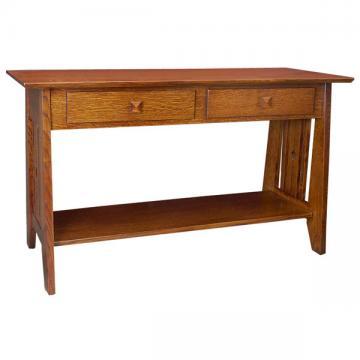 Amish Tempe Sofa Table