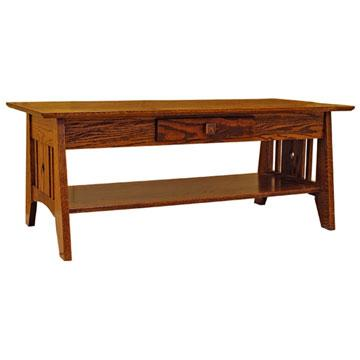 """48"""" Amish Crofter Coffee Table"""