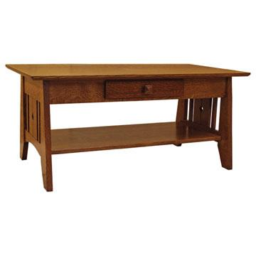"""42"""" Amish Crofter Coffee Table"""