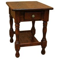 "22"" Amish Traditional End Table"