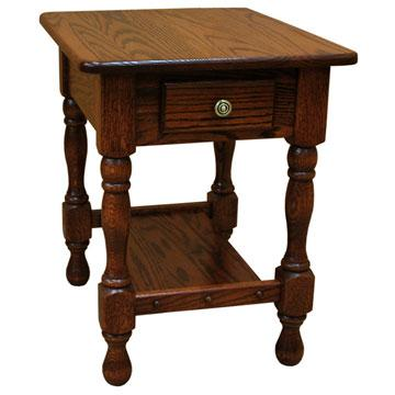 """18"""" Amish Traditional End Table"""