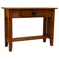 """36"""" Prairie Sofa Table w/ Drawer"""