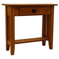 """30"""" Prairie Sofa Table w/ Drawer"""