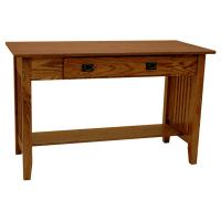 "48"" Amish Mission Prairie Desk"