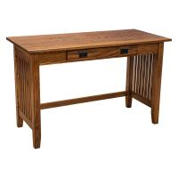 "48"" Amish Mission Prairie Desk"