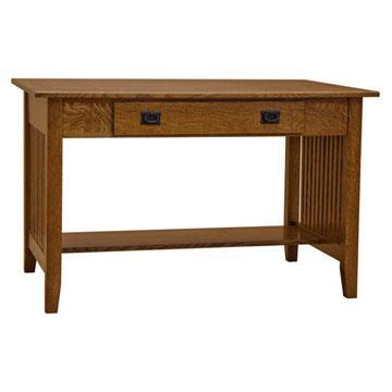 "48"" Amish Prairie Writing Desk"
