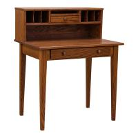 Shaker Desk w/ Hutch