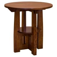 Charles Limbert Round End table