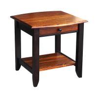 Sierra End Table - w/ Drawer