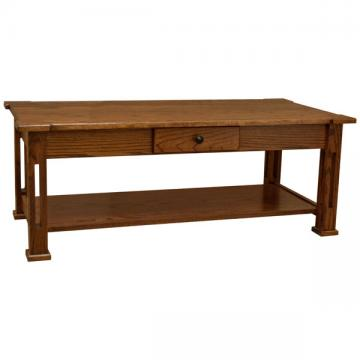 """48"""" Amish Mission Parker Coffee Table"""