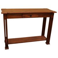 """42"""" Amish Mission Parker Sofa Table"""