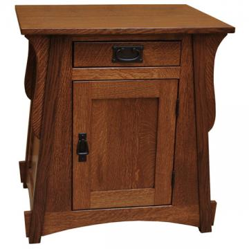 """25"""" Amish Crofter End Table"""