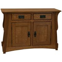 "38"" Amish Mission Crofter Console"