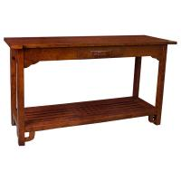 "Greene and Greene 54"" Sofa Table"