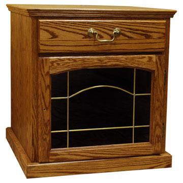 """24"""" Traditional End Table"""