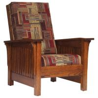 Amish Mission Slat Chair