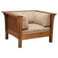 Prairie Chair w/ Fabric