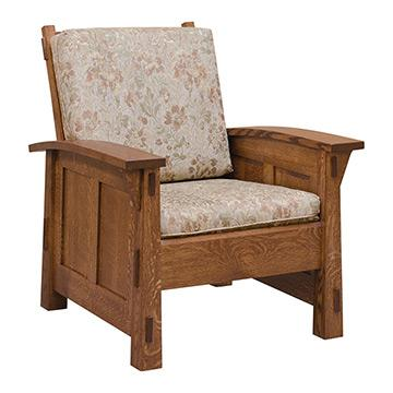 Old Shaker Chair
