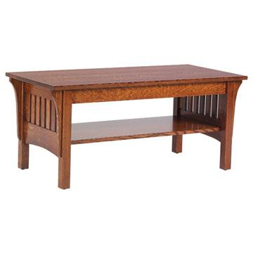 Prairie Mission Coffee Table