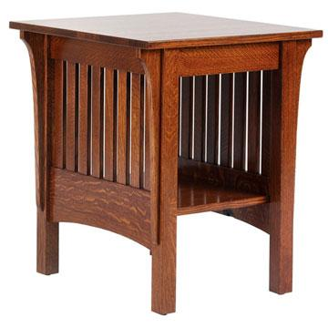 """26"""" Amish End Table"""