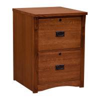 Mission 2-Drawer File Cabinet