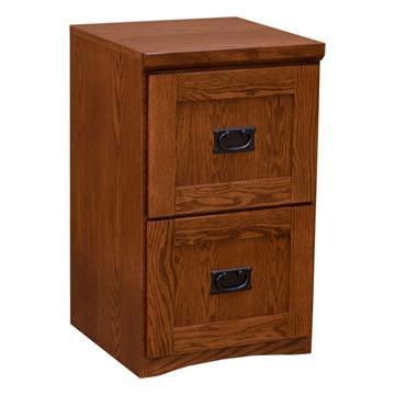 Mission 2-Drawer Personal File Cabinet