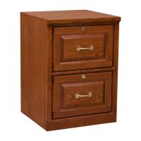 Traditional Two-Drawer File Cabinet