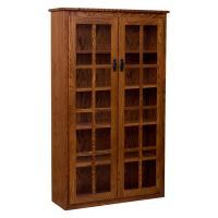 Bookcase w/ Glass