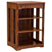 "24"" Amish Mission Spindle Bookcase"