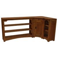 Amish Mission Bungalow 3-pc. Bookcase Set