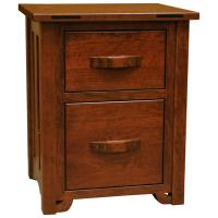 Greene & Greene File Cabinet