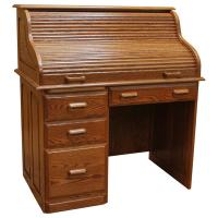 "42"" Amish Standard Roll Desk"