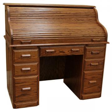 "48"" Amish Standard Roll Top Desk"