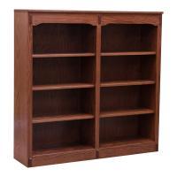 "48"" Mission Bookcase"