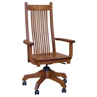 Royal Mission Office Chair w/ Arm