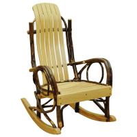 Amish Hickory Childs Rocker
