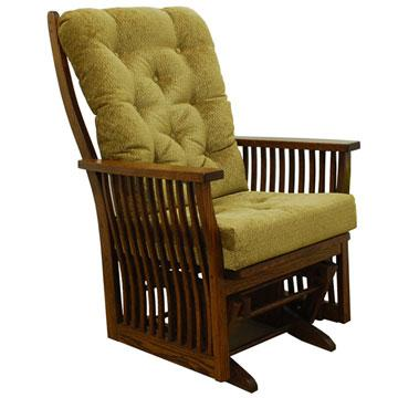 "Amish 27"" Wide Rocking Chair"