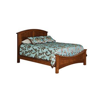 """Buckeye 5205 Economy Panel Bed w/ 26"""" Footboard"""