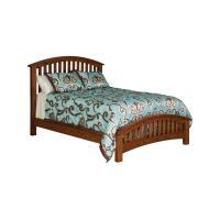 """Buckeye 5400 Economy Slat Bed w/ 26"""" Footboard"""