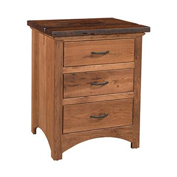 Lewiston Nightstand - 3 Drawer