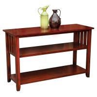 Century Mission Console Table