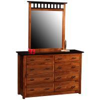 New Harmony 8 Drawer Dresser