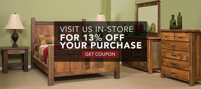 Amish Furniture Fine Oak Wood Furniture Barn Furniture